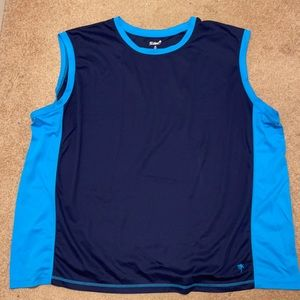 KS island swim muscle shirt size 5XL